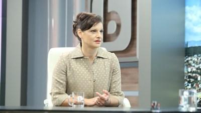 Даниела Дариткова Кадър: Би Ти Ви