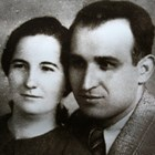 Мара Малеева и Тодор Живков.