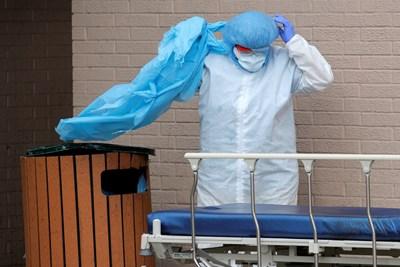 Броят на заразените с коронавирус в Босна и Херцеговина се увеличи със 73 през последното денонощие.  СНИМКА: РОЙТЕРС