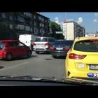 """Експеримент на """"24 часа"""": От """"Младост"""" до Лъвов мост покрай блокадите в София (видео)"""