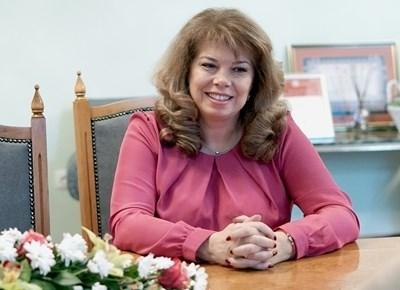Илияна Йотова СНИМКА: Архив