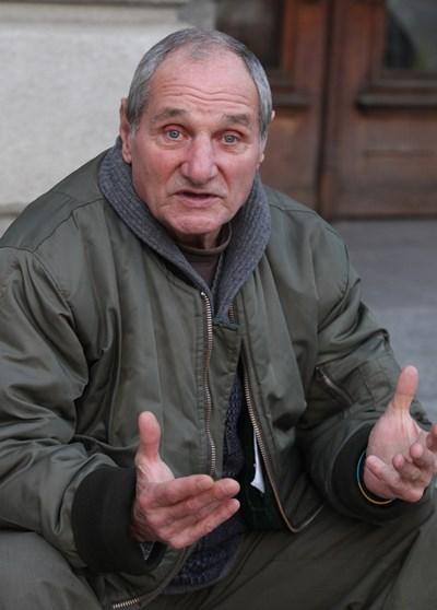 Режисьорът Стойчо Шишков