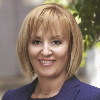 Мая Манолова: Според нашето паралелно преброяване разликата ми с Фандъкова е под 3%