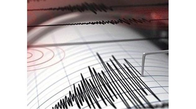 Земетресение край Радомир