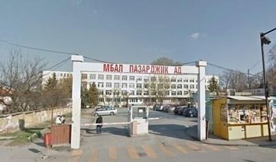 Трима от участниците в катастрофата са били с наранявания и са били откарани в болницата в Пазарджик  СНИМКА: Гугъл стрийт вю