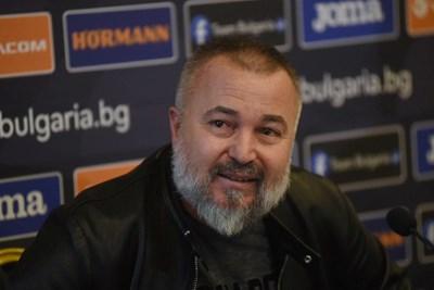 Ясен Петров. Снимка: ВЕЛИСЛАВ НИКОЛОВ