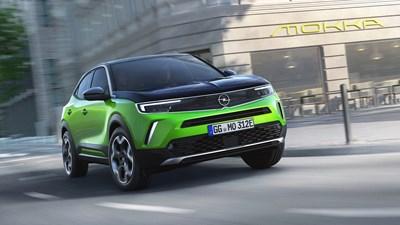 Новият Opel Mokka се предлага и в електрически вариант