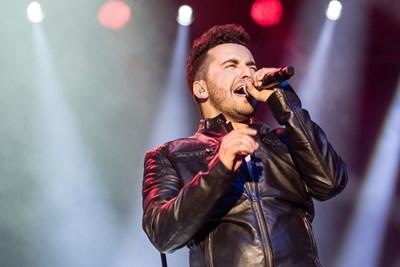 """Рафи доказа колко талантлив певец е, печелейки последния сезон на """"Капките"""" СНИМКА: АРХИВ"""