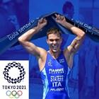 Делян Димко Статеф представя Италия в триатлона на олимпиадата
