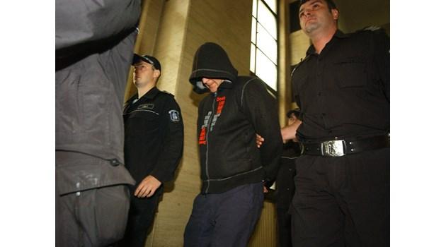 Кокаинов крал и дясна ръка на Брендо се връща да лежи български затвор. Адвокатски трикове могат да му върнат свободата почти веднага