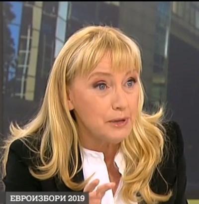 Има или няма офшорка Елена Йончева с Цветан Василев? Тя: Не е незаконно (Видео)