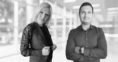 Десислава Денева и Любомир Атанасов СНИМКА: IMG
