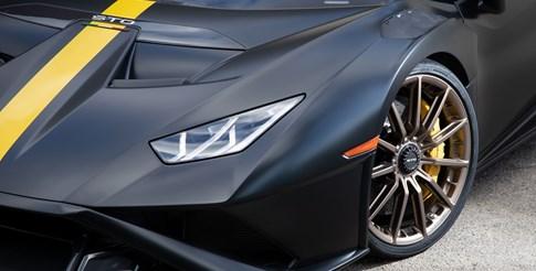 Bridgestone Potenza Sport и Potenza Race – премиум гумите, които Lamborghini избра за своя Hurican STO