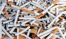 Ченгета засякоха монтанска кола с 30 000 контрабандни цигари