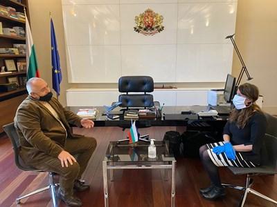 Херо Мустафа пред Бойко Борисов: САЩ и България стоят рамо до рамо
