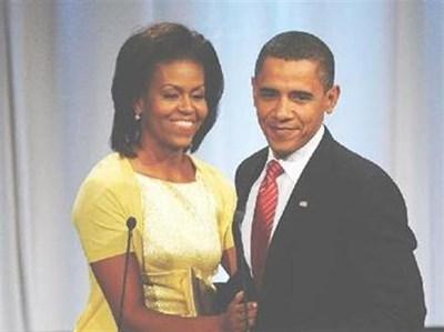Барак и Мишел Обама СНИМКА: РОЙТЕРС
