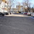 """На ул. """"Ген. Данаил Николаев"""" бяха изградени паркинги срещу наем."""
