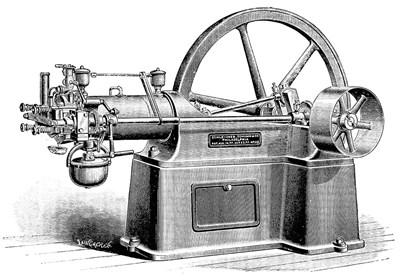 Двигателят на легендарния италиански изобретател Леонардо да Винчи