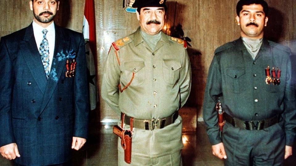 Голямото изключение: Саддам Хюсеин - 168 Часа