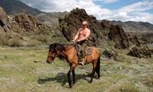 Людмила лети 1000 км, чака Путин 90 минути. Той отменя сватбата