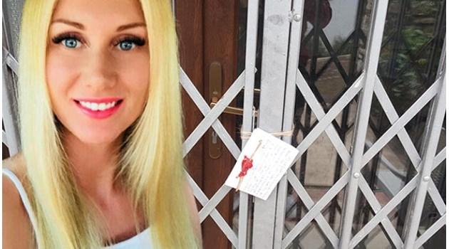 Танцьорката Кристина поръчала белезниците, с които я открили мъртва