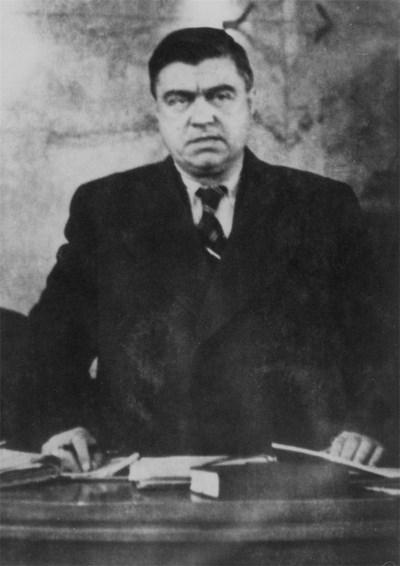 Главният обвинител Георги Петров