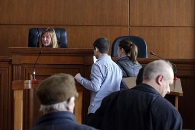 Присъдата за убийството е произнесена от състав на СГС с председател Александра Йорданова