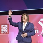 Лидерката Корнелия Нинова даде курс към победа на БСП на следващите парламентарни избори, но партийта продължава да е разединена.