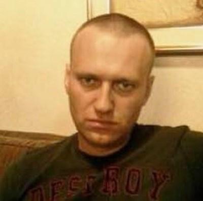 Опозиционерът Алексей Навални Снимка: Instagram