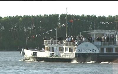 """Корабът """"Радецки"""" отново готов да плава с гости по Дунав"""