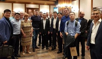 Представители на HNA GROUP се срещнаха с кмета на Пловдив Иван Тотев и с шефката на бюджетната комисия в парламента Менда Стоянова.
