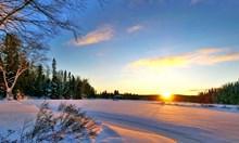 Утре - слънчево и без валежи, максимални температури до 8 градуса