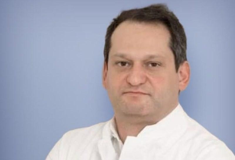 Д-р Тодор Тошков. Снимка bgmedia.at