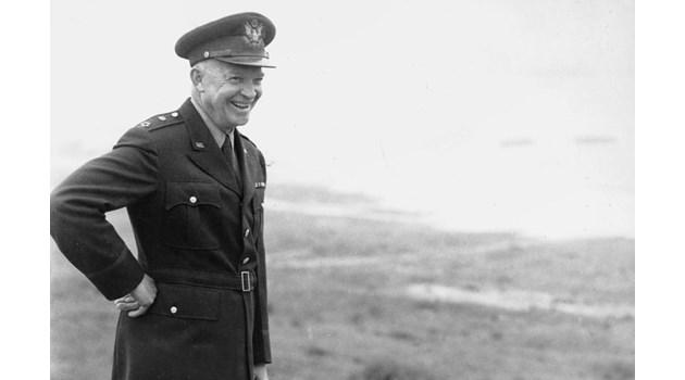 Правнучката на президента Айзенхауер за дядо си, за фамилията и за НЛО
