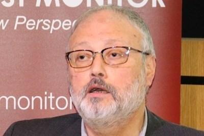 Саудитският журналист Джамал Кашоги