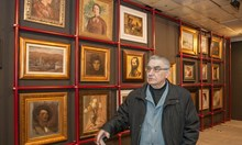 За първи път изложба показва: Неизвестен пейзаж на Дечко Узунов и дипломната работа на Златю Бояджиев