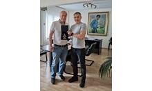 """Треньорът на """"синия"""" съперник: """"Левски"""" е най-велик в България"""