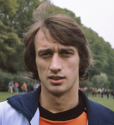 Почина Роб Рензенбринк - един от великия тим на Холандия на Кройф