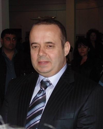 Новият кмет на с. Ракево Юри Кацарски. Снимка: Архив на автора.