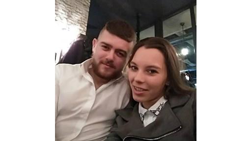 """Вижте убитата Калина и приятеля й Васил. Коментари във фейса срещу него: """"Боклук... В ада да гориш"""""""