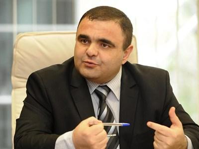 Юлиян Митев, изпълнителен директор на Агенцията по вписванията СНИМКА: ЙОРДАН СИМЕОНОВ