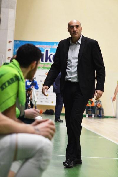 Любомир Минчев вече не е шеф на треньорската комисия. СНИМКА: Lap.bg