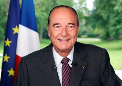 """Резултат с изображение за """"Жак Ширак"""""""