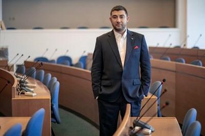 Карлос Контрера: Работя за ред и сигурност по улиците на София
