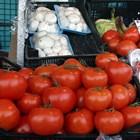 Тази година доматите не са с добро качество и в големи количества заради жегата и сушата.