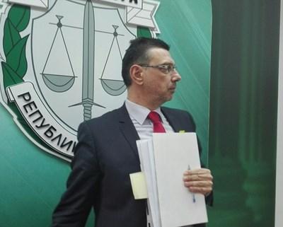 Окръжният прокурор на Бургас Георги Чинев