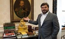 Малофеев - олигархът на Москва за София