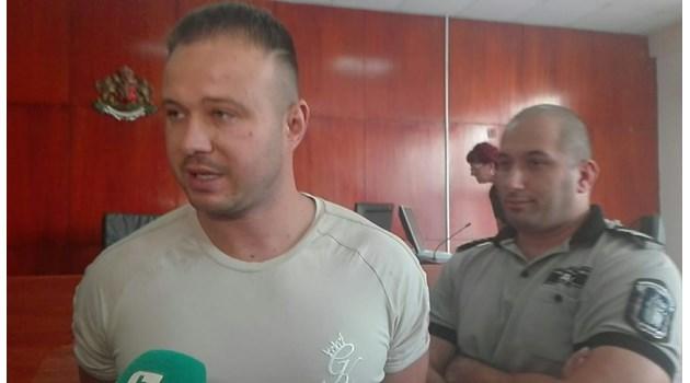 Оставиха бияча Дани в ареста, ето какво каза той (Видео)
