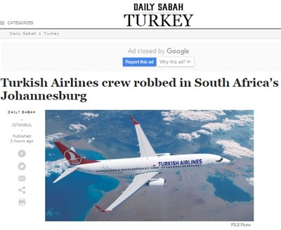 Факсимиле: dailysabah.com