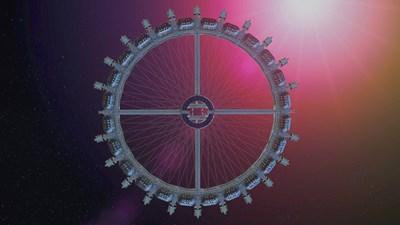 Планират първия космически хотел за 2025 година (ВИДЕО)